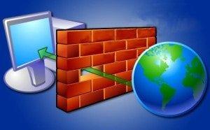 Que es y para que sirve un firewall - Tráfico permitido