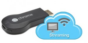 Ver series en streaming con Chromecast