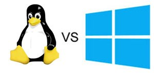 Comparativa en Linux y Windows 10