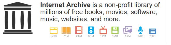 Internet Archive. ¿Qué es?, ¿Por qué es importante y para que sirve?
