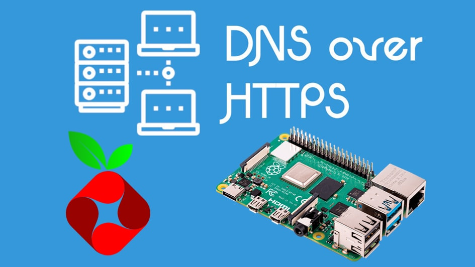 Configurar Pi-Hole para usar DNS over https DoH en una Raspberry Pi
